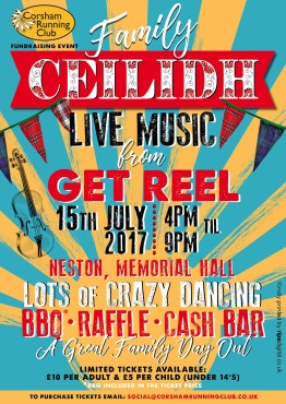 Ceilidh Poster FINAL - 2017